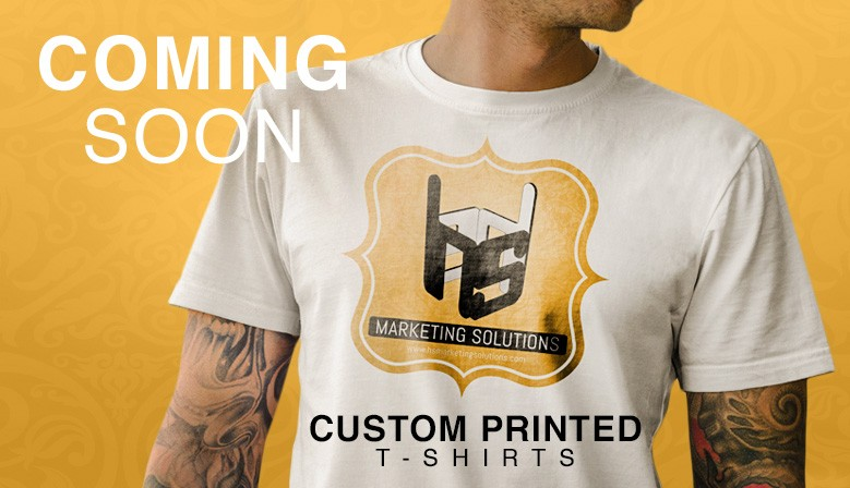 Custom Printed T-Shirts
